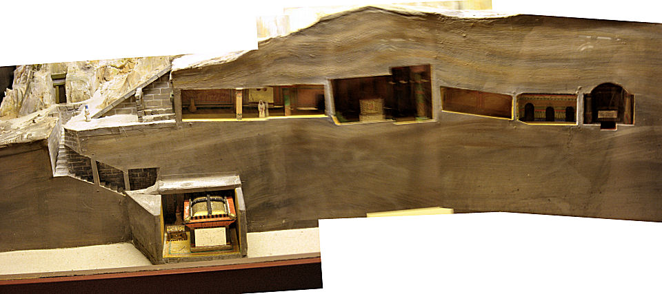 tmp any other museum pics like this egyptian tomb model topic